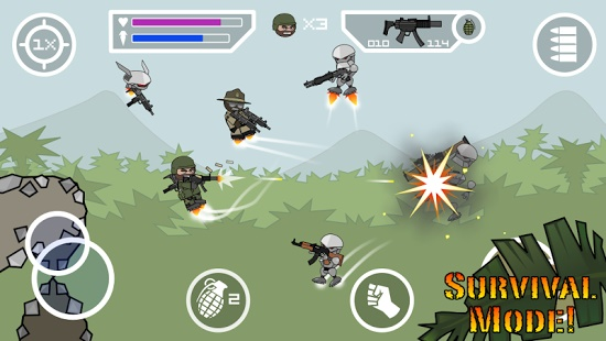 Doodle Army 2: Mini Militia Cheats & Hidden Tricks for Android & iOS 10