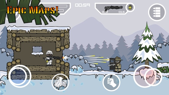 Mini Militia APK Download for Android 2019 (Doodle Army 2)