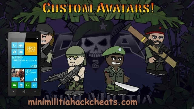 Mini Militia for Windows Phone (Doodle Army 2: Mini Militia for Lumia) 2