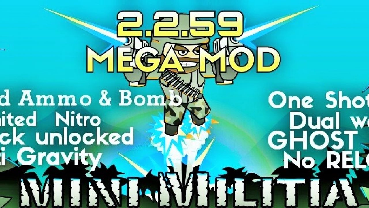 Doodle Army 2 : Mini Militia 2 2 107 for Android - Download