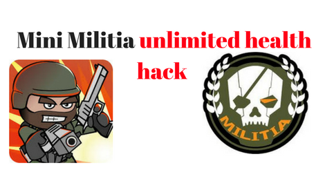 Mini Militia Hack Unlimited Ammo Health Flying Power Mini