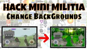 mini-militia-change-background-300x169 Mini Militia Hack, Cheats, Mod Apk, Tricks for Android Phone/iOS/iPhone