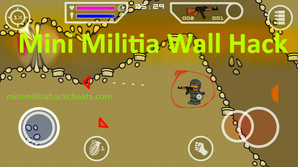 Mini Militia Wall Hack Download Doodle Army 2 Fly Through
