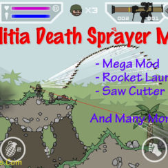 Mini Militia Death Sprayer Mod Apk