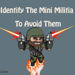 How To Identify The Mini Militia Hackers To Avoid Them