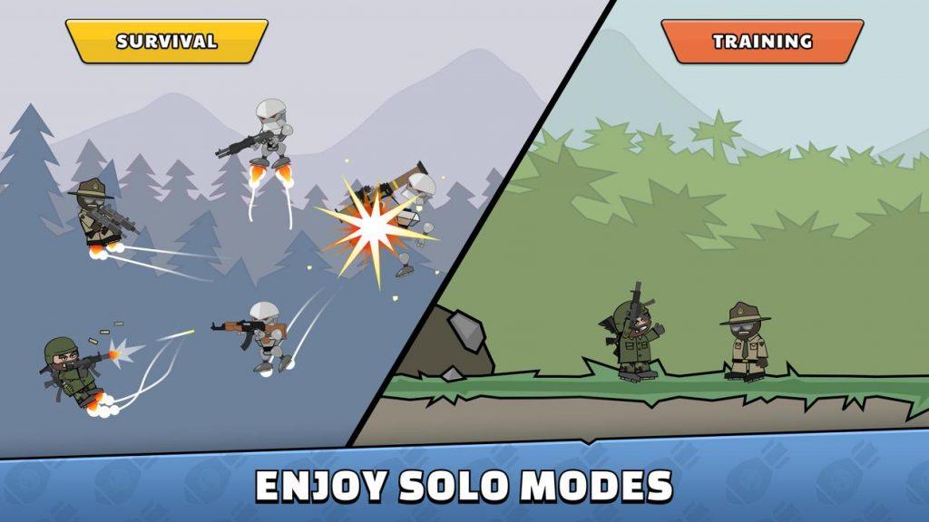Mini Militia screenshots 5